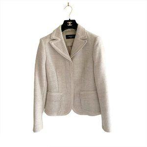Weekend Maxmara Wool Blazer Jacket